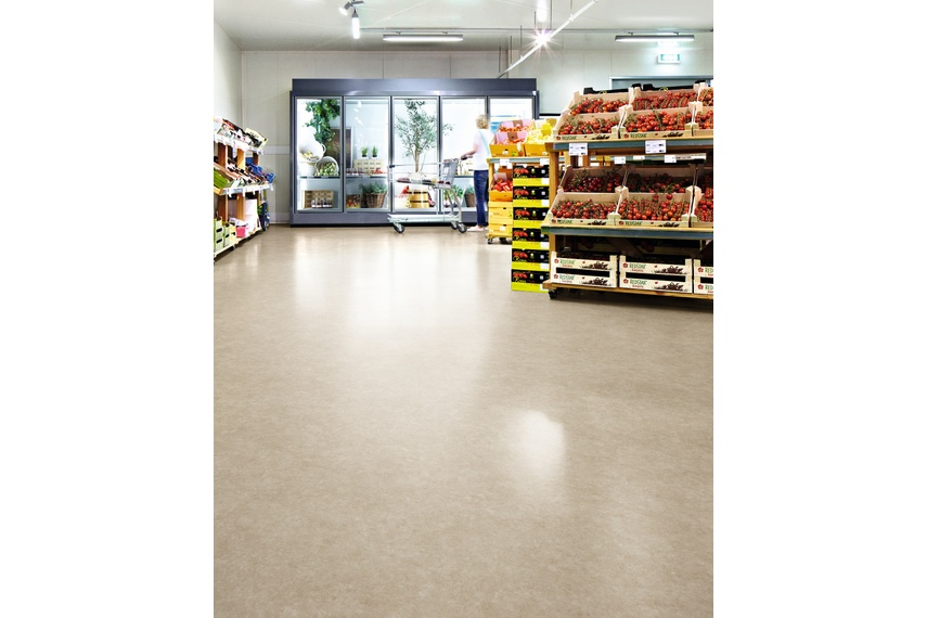 Surestep is ideal for general walking areas, where an increased slip-risk is likely to occur.