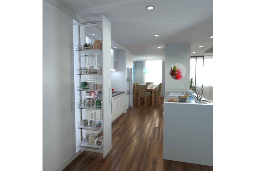 Giamo Tall Kitchen Pantry Storage By Fit