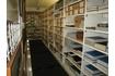 Archives 1m shelves = 4 boxes.