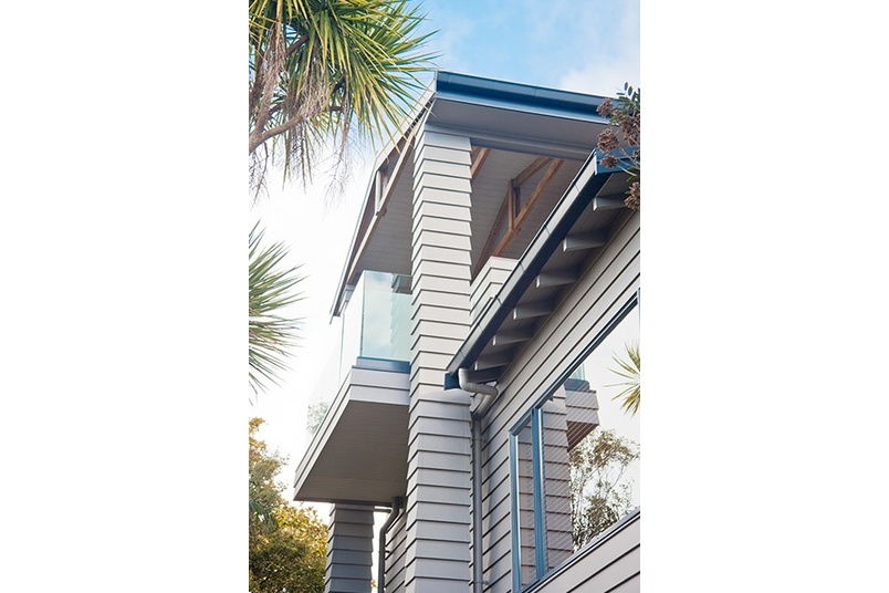 Linea® Weatherboard is made in New Zealand to withstand even the harshest Kiwi conditions.