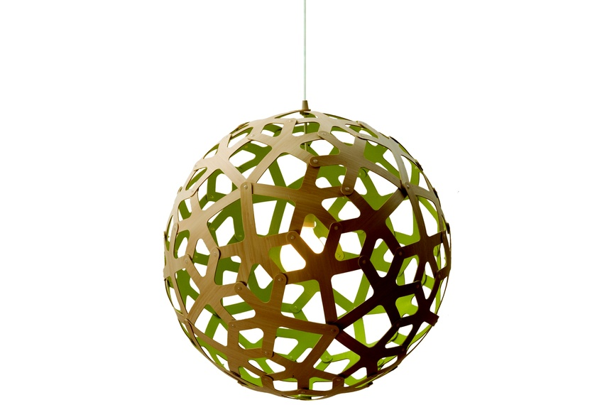 Coral pendant light by backhouse interiors selector coral pendant light lime mozeypictures Image collections