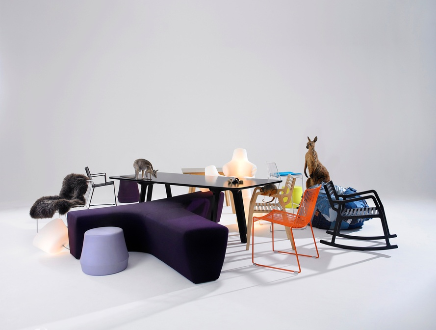 The very latest in furniture design pops up in Wellington