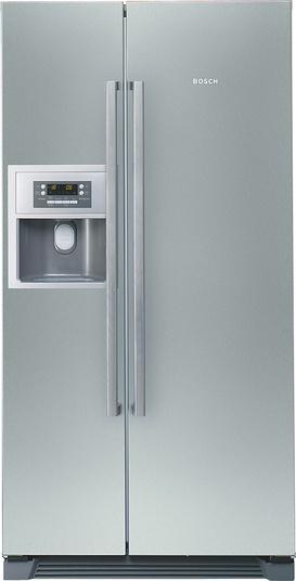 Side By Side Fridge Freezer By Bsh Home Appliances Selector