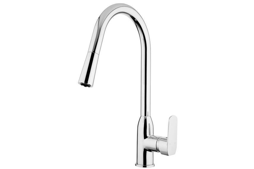 Fusion pulldown sink mixer: FSNP.