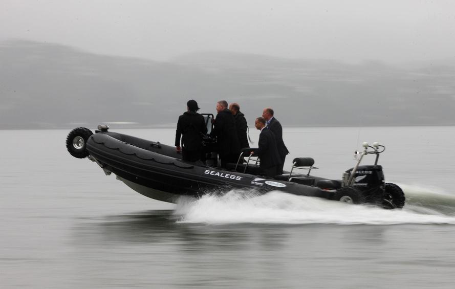 Sealegs wins prestigious New port Boat Show Award