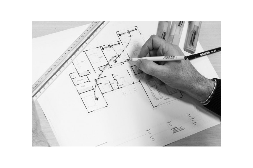 Escea's in-house architectural advisor is always available for consultation.