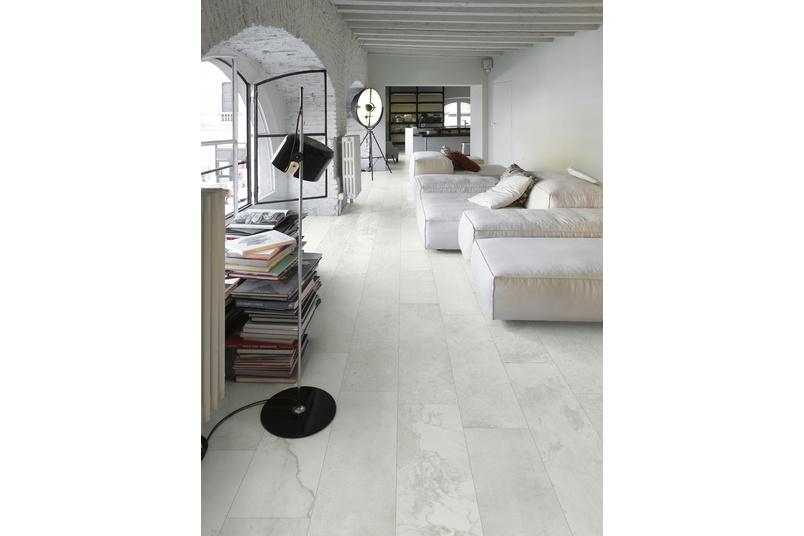 Jumble Avorio floor tile.
