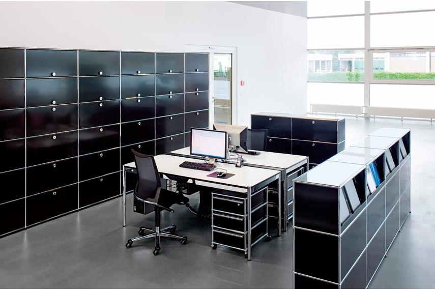 USM open-plan office furniture