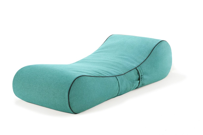 Tulum lounger (indoor/aqua).
