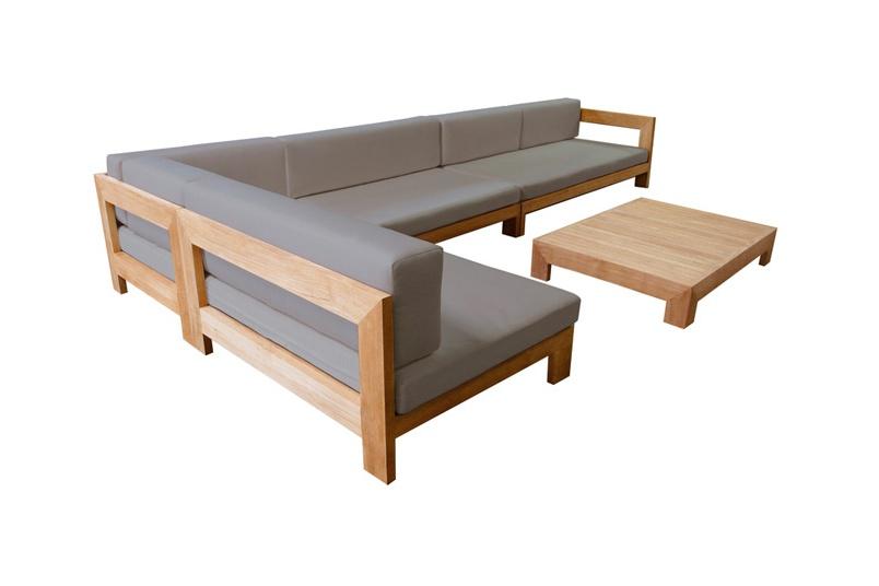 Amalfi modular seating collection