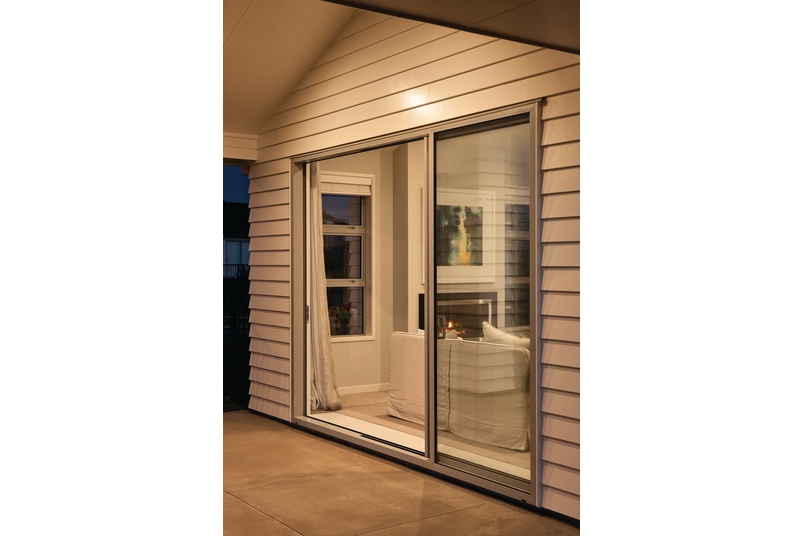 Fairview Architectural Linear range of windows and doors.