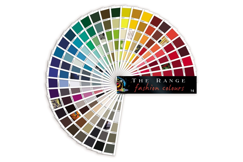 The Range fashion colours from Resene with the latest paint colour trends for decorating projects