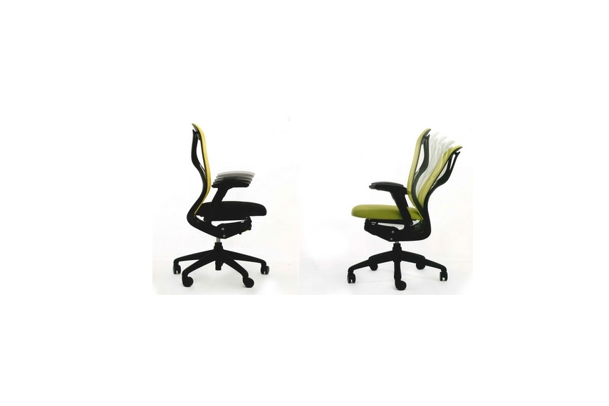 Suit executive chair