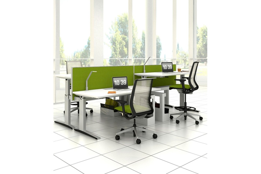 Sit2Stand worksurface