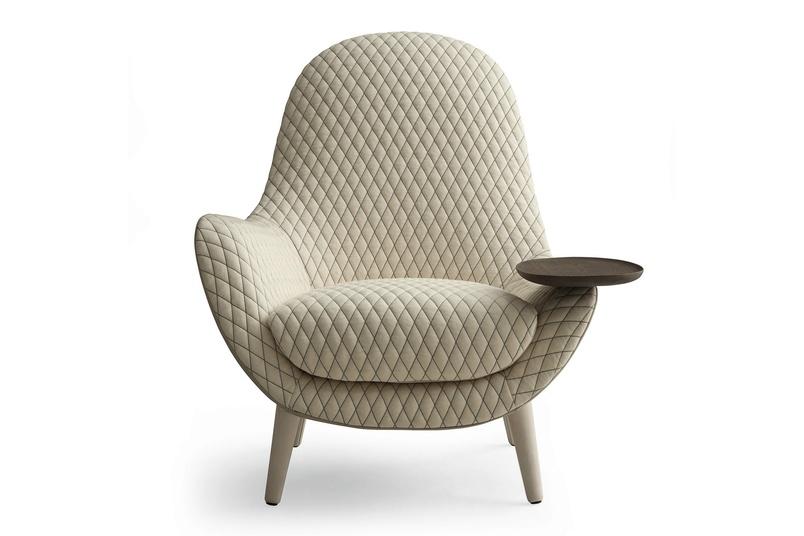 The Poliform Mad King armchair.