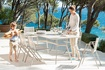 Branch Outdoor Dining Collection by Tribu