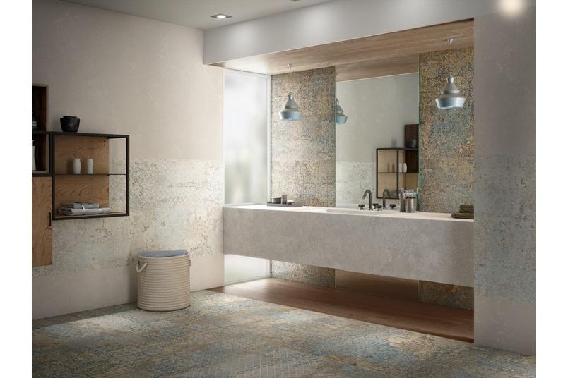 CARPET Vestige & Sand tile – available in 50cm x 100cm format.