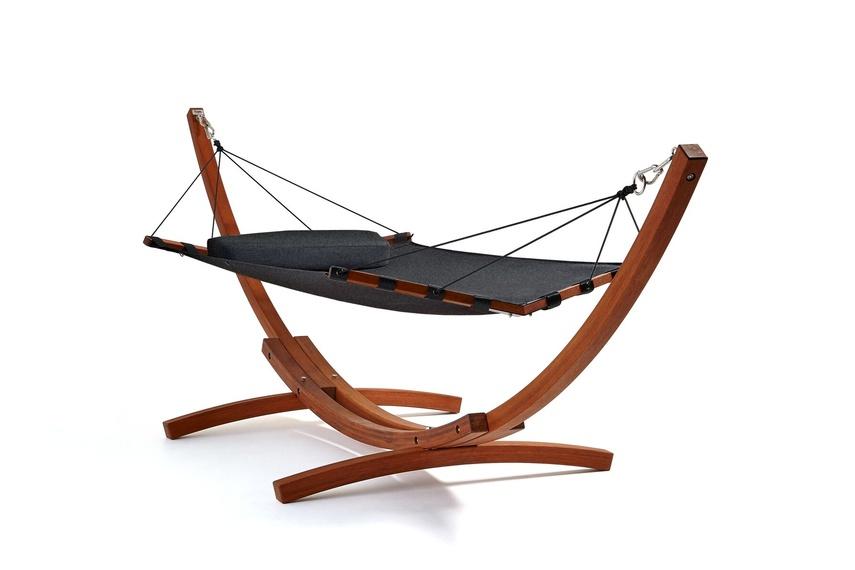 Single Isla hammock (sooty).