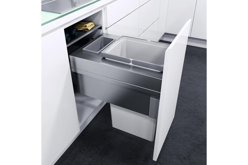 VWB002 Vauth Sagel Oeko xx liner waste bin 400mm.