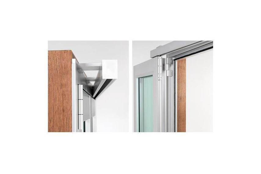 Foldback® Bifold Door System.