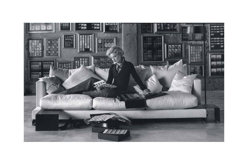 Excellent Long Island Sofa By Studio Italia Selector Interior Design Ideas Clesiryabchikinfo