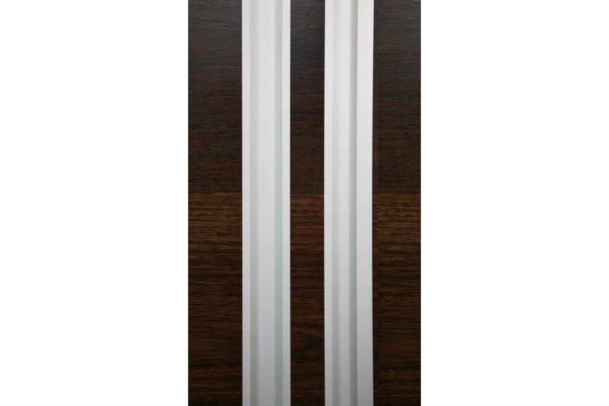 HB 1275 Full-length sliding door extrusion
