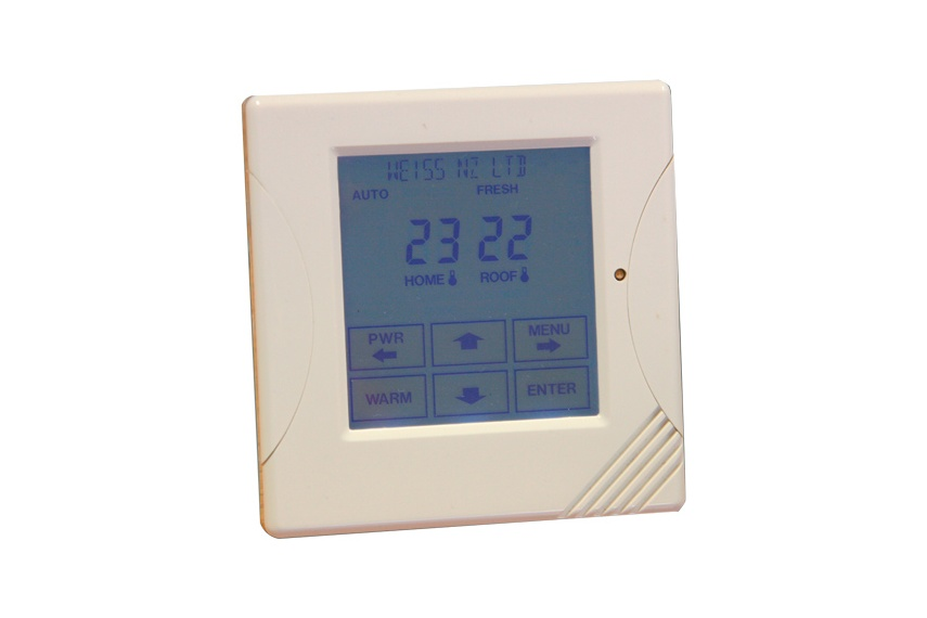 S-Touch© ventilation systems