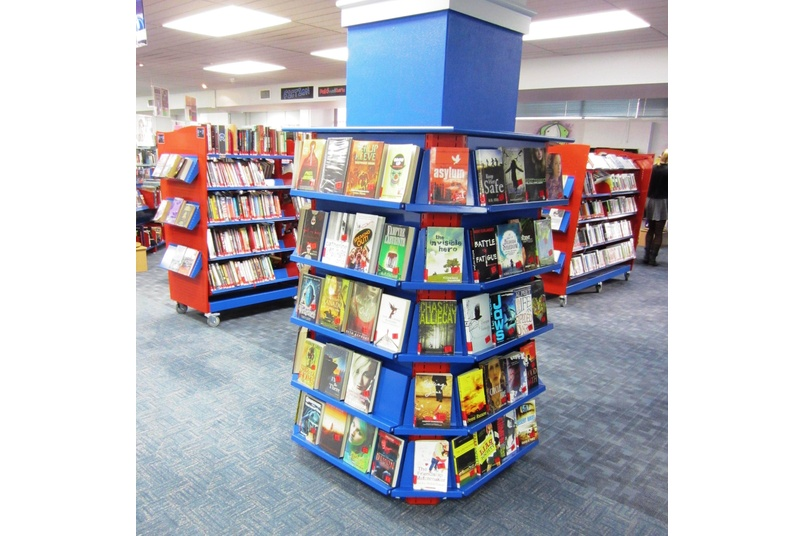Hydestor's school shelving solutions have been developed in cooperation with education professionals.