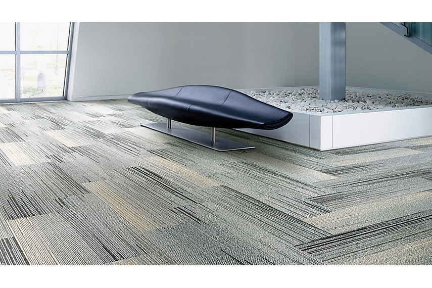 Interface Silver Linings Flooring Collection By Inzide
