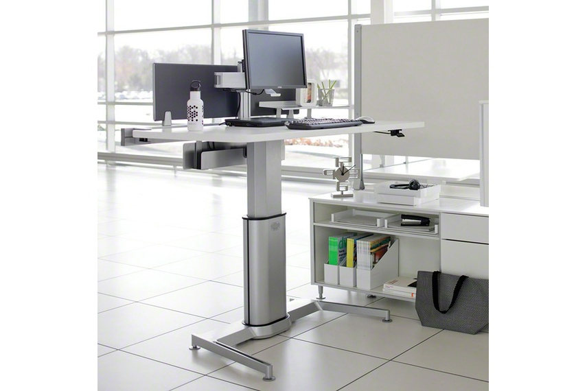 Air Touch height adjustable desk