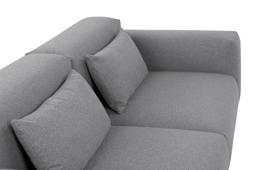 Detail of the Hem sofa.