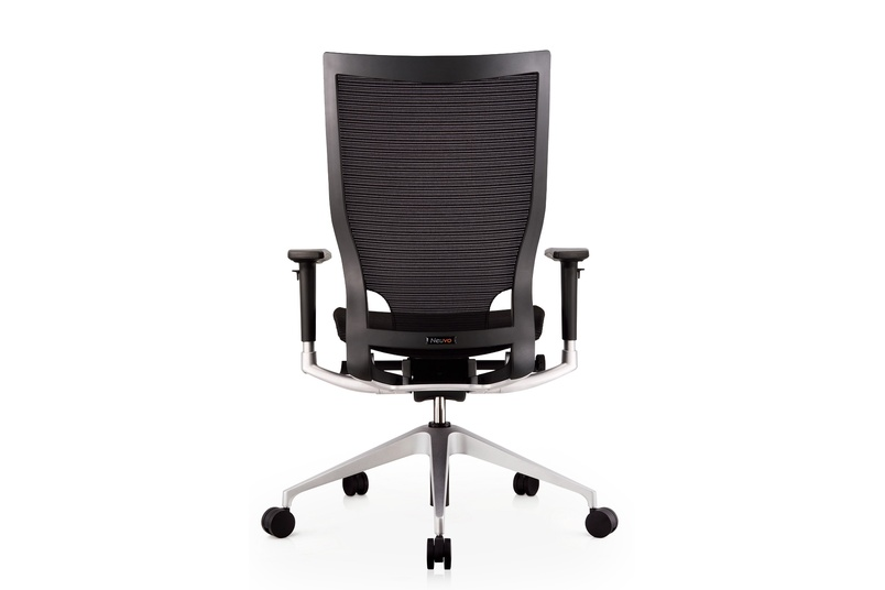 Neuvo chair for ergonomical office seating