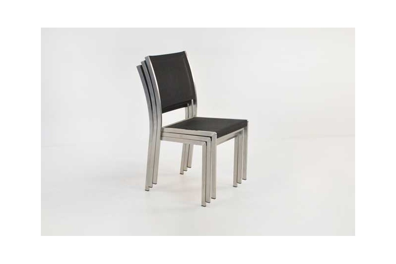 Batyline® stacking dining chair