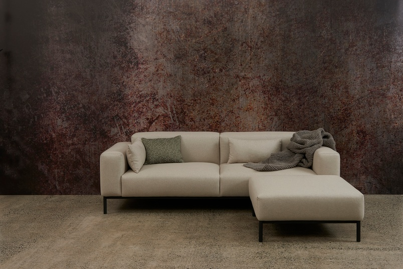 The Hem sofa looks great in any home.