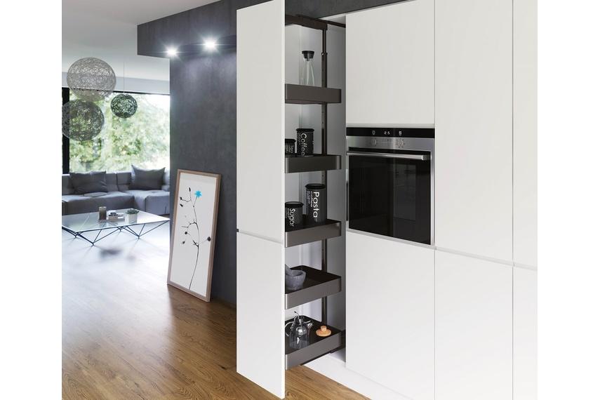 Vauth Sagel Tall Kitchen Pantry Storage
