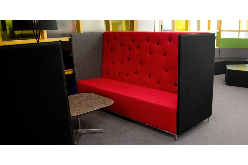 Envelope sofa