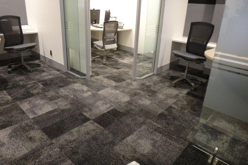 Interface Exposed Carpet Tile By Inzide Commercial Selector