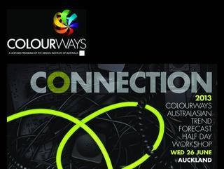 Colourways New Zealand Half Day Trend Forecast workshop