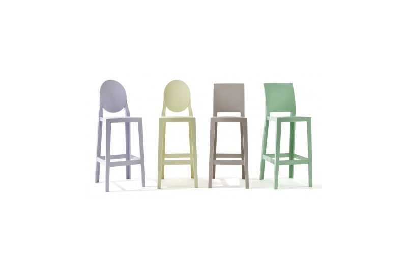 One more, One more please stool by Philippe Starck for Kartell