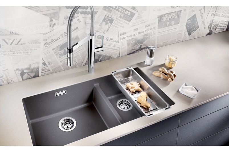 kitchen accessories nz blanco silgranit sinks by hafele new zealand selector 2140