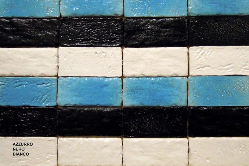 Colours of Muro Vecchio.