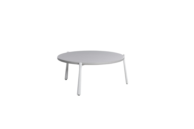 Branch low table by Tribu.