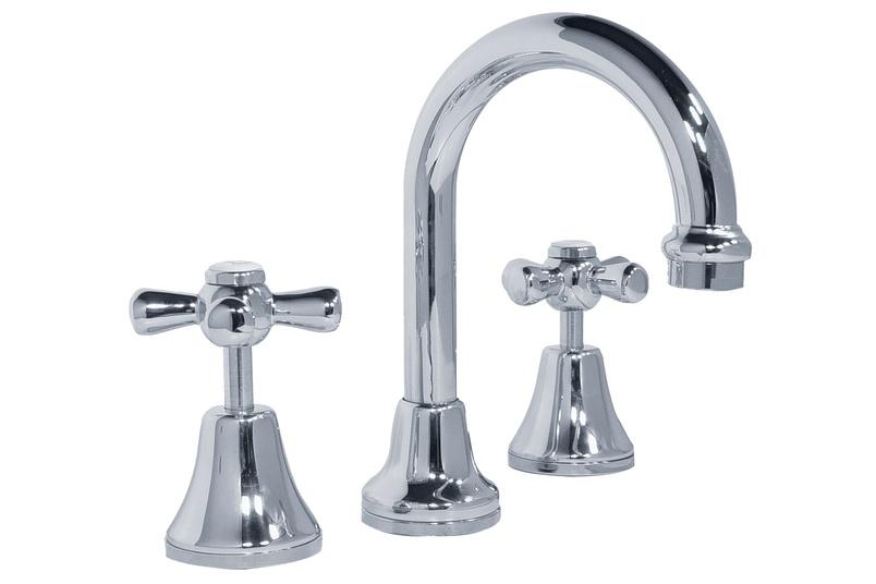 Antique basin faucet.