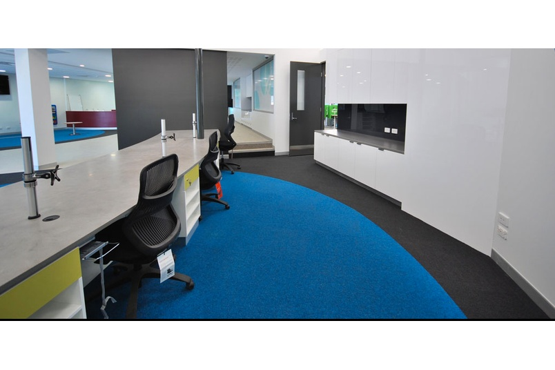 Tretford tile at Toowoomba Regional Council Offices