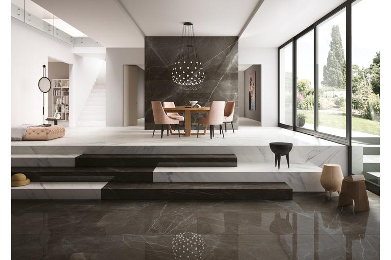 Maximum Pietra Grey / Premium White Environment