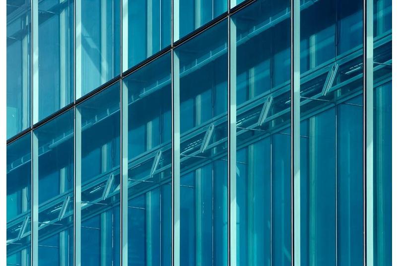 Secondary double glazing, Kumutoto - integral jocket sashes with integral venetian blinds