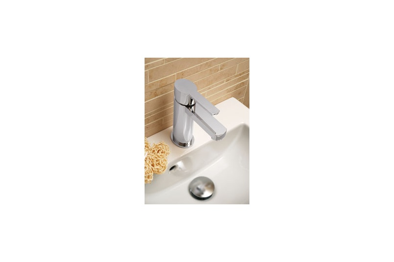 Soho basin mixer.