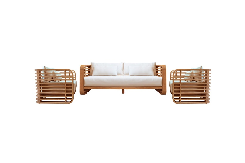 Ocean deep seating collection