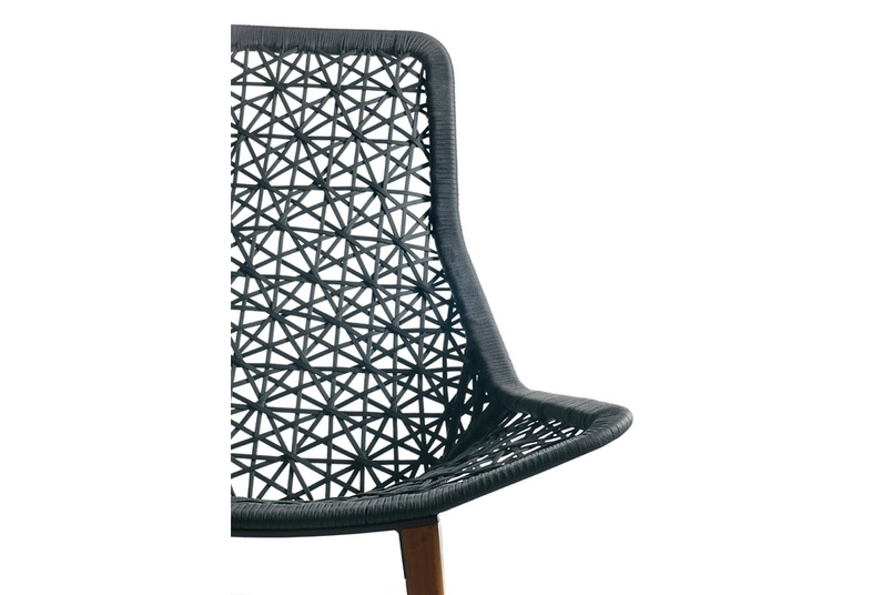 Kettal maia chair by studio italia selector for Kettal maia