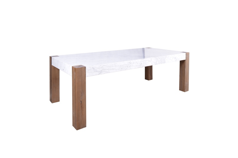 Junction dining table by Timothy Oulton.